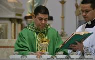 Missa Primacial Pe. Rodrigo Stefanini Françoia
