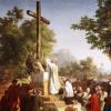 A primeira Santa Missa no Brasil