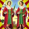 A verdadeira história de São Cosme e São Damião, mártires
