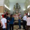 Visita Guiada na Paróquia Santa Bárbara.